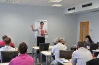 Pavel Ranc jako lektor